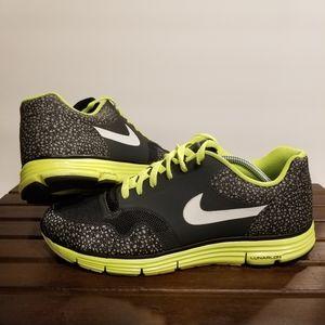 Nike Lunar Safari Fuse Green Black Grey